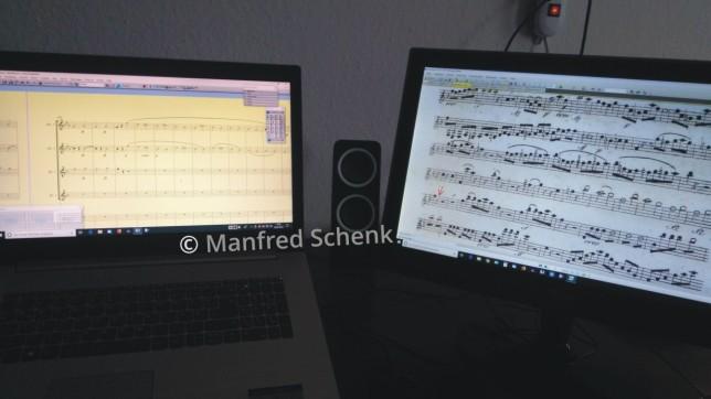 Manfred Schenk - mein Arbeitslatz